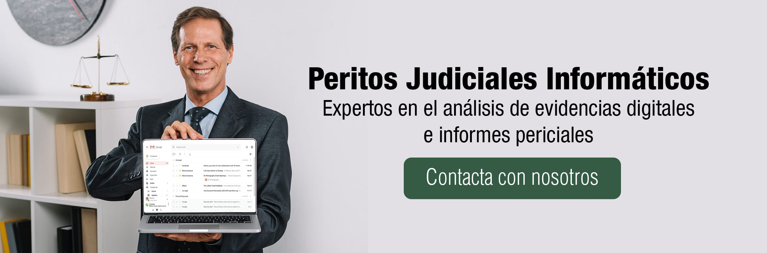 Perito Informático Judicial